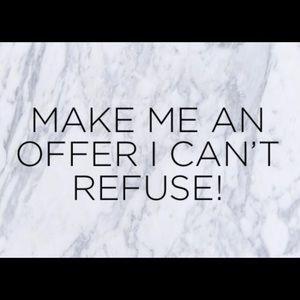 Make Me an Offer ! 🔥